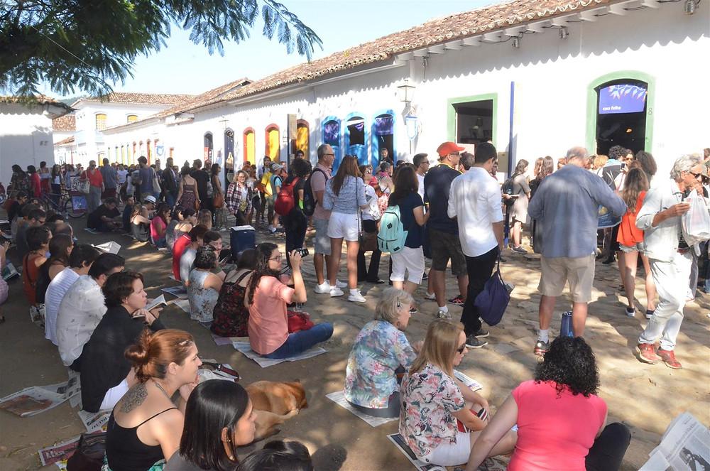 Casa Folha/Flip 2018 - Foto: Divulgação