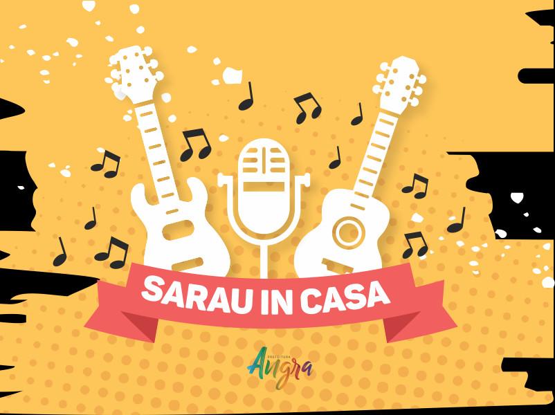 Sarau in casa - Foto: Divulgação/PMAngra