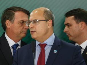 Por ordem de Bolsonaro, PSL abandona base do governo Witzel