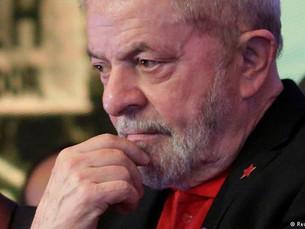 STJ nega recurso de Lula para evitar prisão