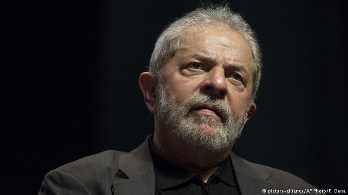 Em janeiro, Lula foi condenado em segunda instância a 12 anos e um mês de prisão