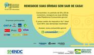 Consumidores podem renegociar dívidas na 7ª Semana Nacional de Educação Financeira digital