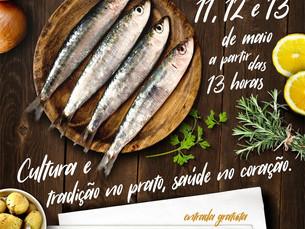 Festival da Sardinha de Ilhabela começa na próxima sexta-feira