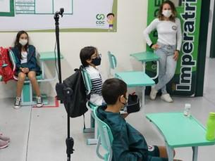 Prefeitura de Caraguá leva discussão sobre questões urbanísticas e ambientais para sala de aula