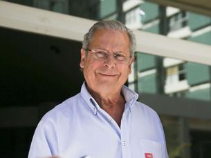 Ex-ministro José Dirceu não se apresenta no horário determinado pela Justiça