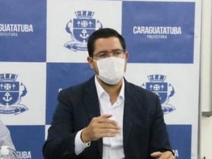 Prefeito de Caraguá anuncia medidas de flexibilização da atividade econômica a partir de 1º de junho