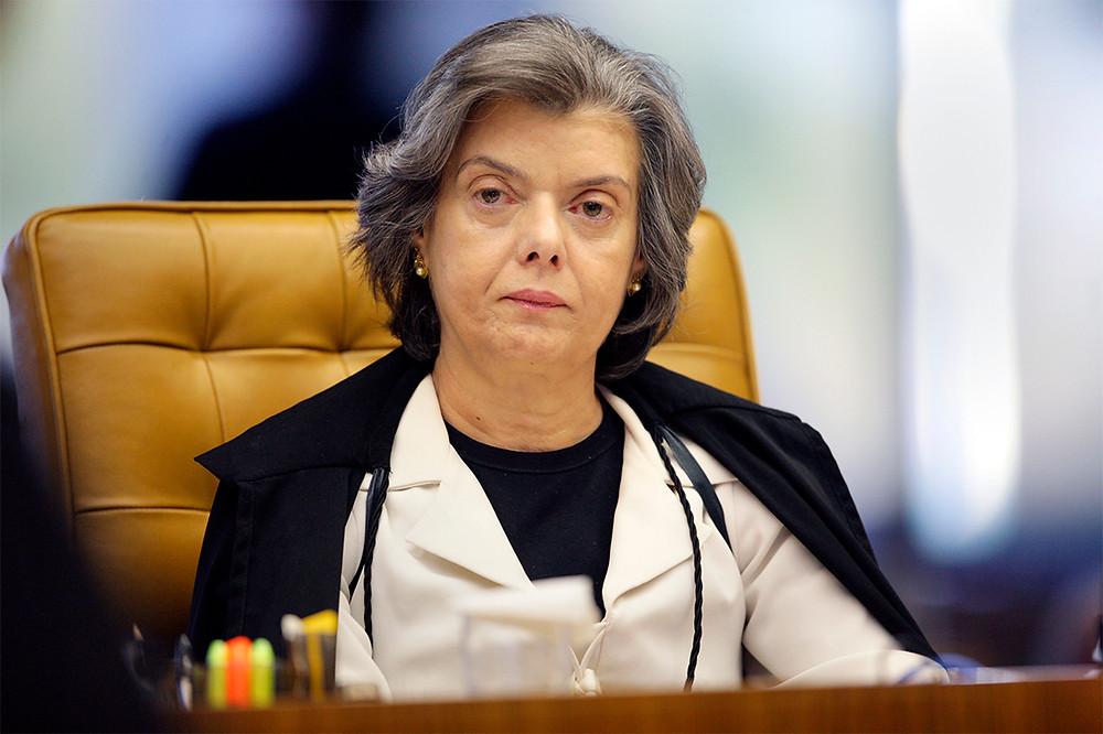 Presidente do Supremo Tribunal Federal, ministra Carmen Lúcia