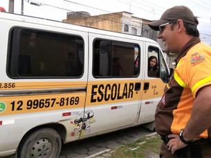 Prefeitura de Caraguatatuba e transportadores escolares se reúnem para tratar de melhorias nos servi