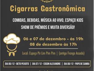 Festa 'Cigarras Gastronômica' acontece neste fim de semana no bairro Cigarras, em São Sebastião