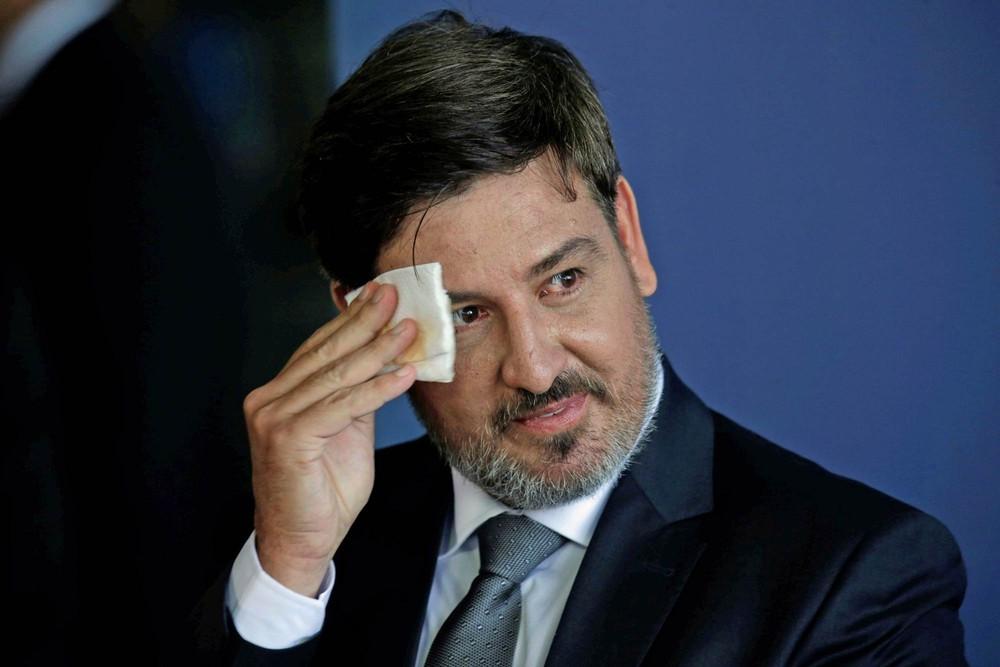 O ex-diretor-geral da PF Fernando Segovia, novo adido na Itália (Foto: Ueslei Marcelino/Reuters)