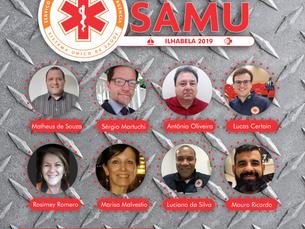 2ª Jornada de Urgência e Emergência do Samu terá nove palestrantes em Ilhabela