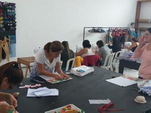 Centro de Capacitação Profissional de Ubatuba abre inscrições para curso de Costura Criativa