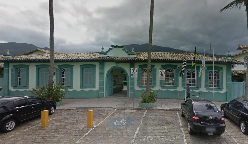 Prefeitura de São Sebastião quer criar 89 cargos comissionados (Foto: Google Street View/Reprodução)