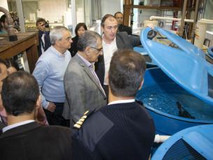 Base do Instituto Oceanográfico em Ubatuba comemora 65 anos
