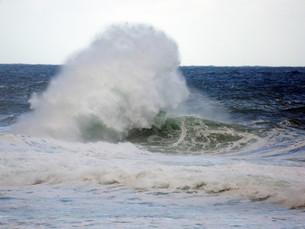 Marinha emite alerta de mar agitado no litoral norte de SP a partir de quinta-feira