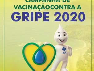 Campanha de Vacinação contra a Influenza termina nesta sexta-feira, em Ilhabela