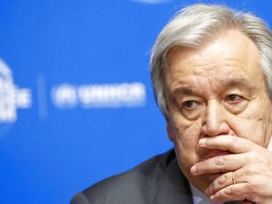Chefe da ONU diz que mundo paga 'preço alto' por estratégias divergentes no combate à pandem