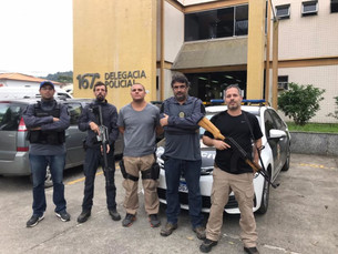 Polícia prende quadrilha acusada de furtar lojas de Paraty durante isolamento social