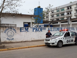 Guarda Civil Municipal de Ubatuba tem viatura específica para Ronda Escolar