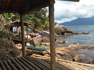 Prefeitura de Ilhabela segue com importantes obras nas Comunidades Tradicionais Caiçaras
