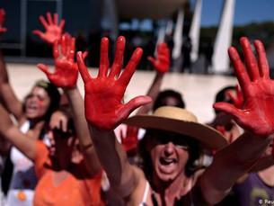 Brasil registra mais de 180 estupros por dia em 2018