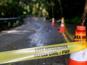 Tráfego na estrada Paraty-Cunha é liberado em caráter emergencial
