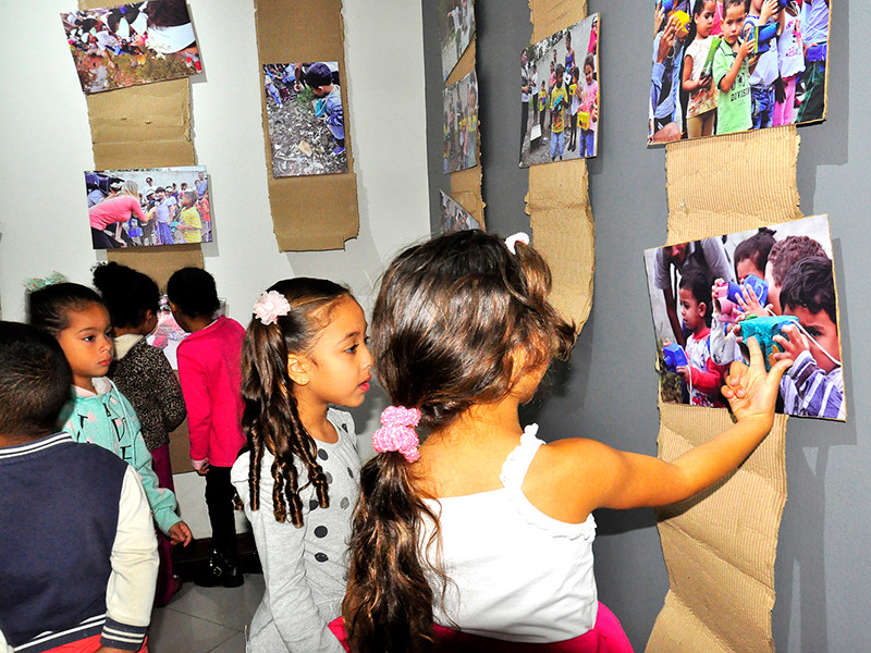 Projeto Construindo Valores - Foto: Divulgação/PMAngra