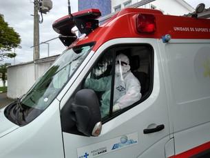 SAMU de Caraguatatuba registra redução no número de ocorrências durante a pandemia