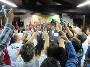 """Em sessão extraordinária, vereadores de Ubatuba aprovam de forma """"relâmpago"""" a reforma adm"""
