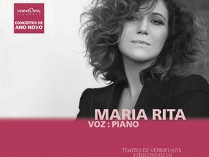 Ilhabela terá Missa Cantada, Concerto de Ano Novo e a cantora Maria Rita nas festas de fim de ano