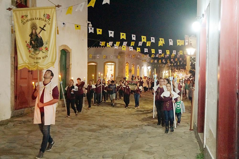 Ladainha da Festa de Santa Rita em Paraty