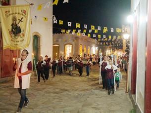Festa de Santa Rita mantém a tradição em Paraty