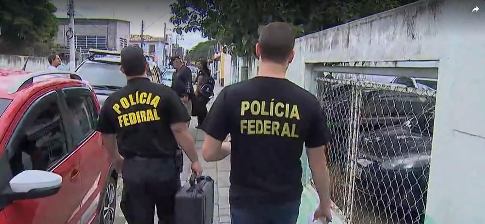Prefeitura de São Sebastião é alvo de operação da Polícia Federal - Foto: Reprodução TV Vanguarda