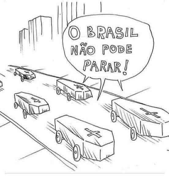 O Brasil não pode parar?