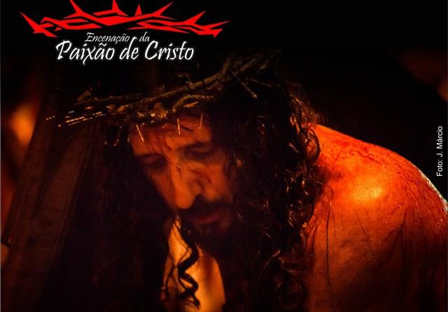Encenação da Paixão de Cristo em Ubatuba