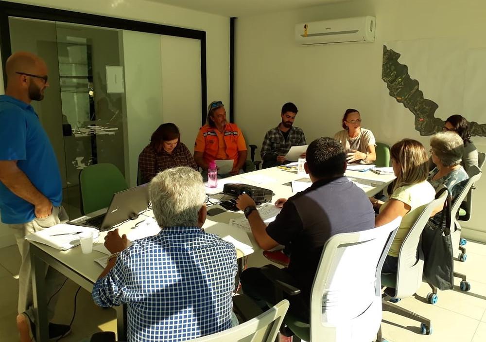 Comissão é composta por técnicos de diversas secretarias municipais - Foto: Divulgação/PMI