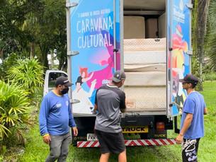 Fundo Social de Ilhabela recebe doação de colchões