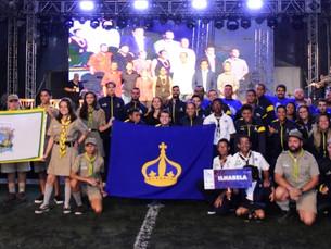 Abertura do 63º Jogos Regionais agita Ilhabela