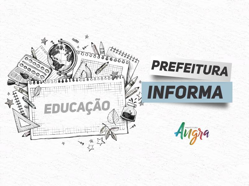 Angra dos Reis abre pré-matrícula para rede municipal de ensino - Foto: Divulgação/PMAngra
