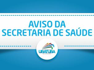 Inscrições para o Conselho Municipal de Saúde de Ubatuba já estão abertas