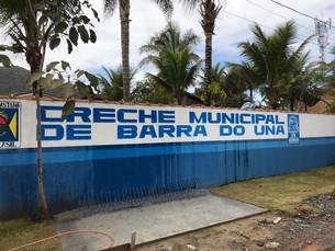 Prefeitura de São Sebastião fará entrega de nova creche em Barra do Una na próxima segunda-feira, 10