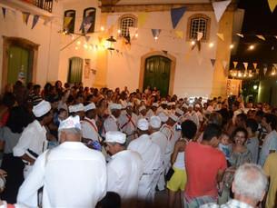 Festa de Nossa Senhora do Rosário e São Benedito começa nesta sexta-feira em Paraty