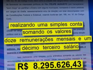 MP cobra na Justiça demissão de 328 funcionários comissionados de São Sebastião