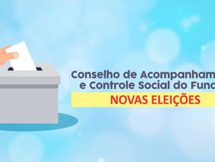 Mudança na legislação determina nova eleição para novos membros do Cacs Fundeb em Ubatuba