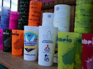 Race Village investe na luta contra o plástico e o amplia vocação ecológica de Ilhabela