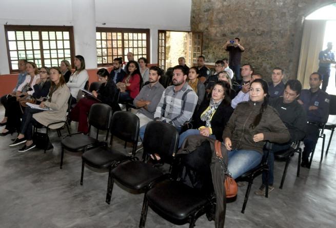 Servidores públicos terão capacitação nesta semana - Foto: Divulgação/PMSS