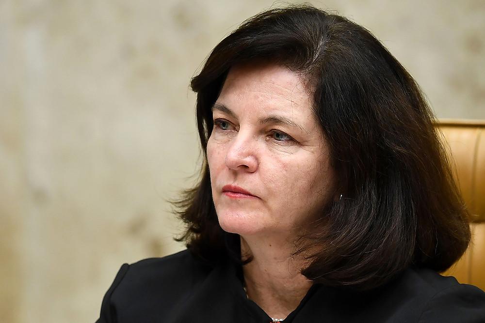 A procuradora-geral da República, Raquel Dodge (Foto: Evaristo Sá/AFP)