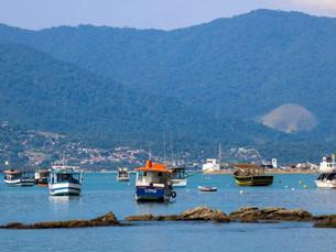 Pescadores de São Sebastião realizam manifestação pacífica em prol da pesca neste sábado (22)