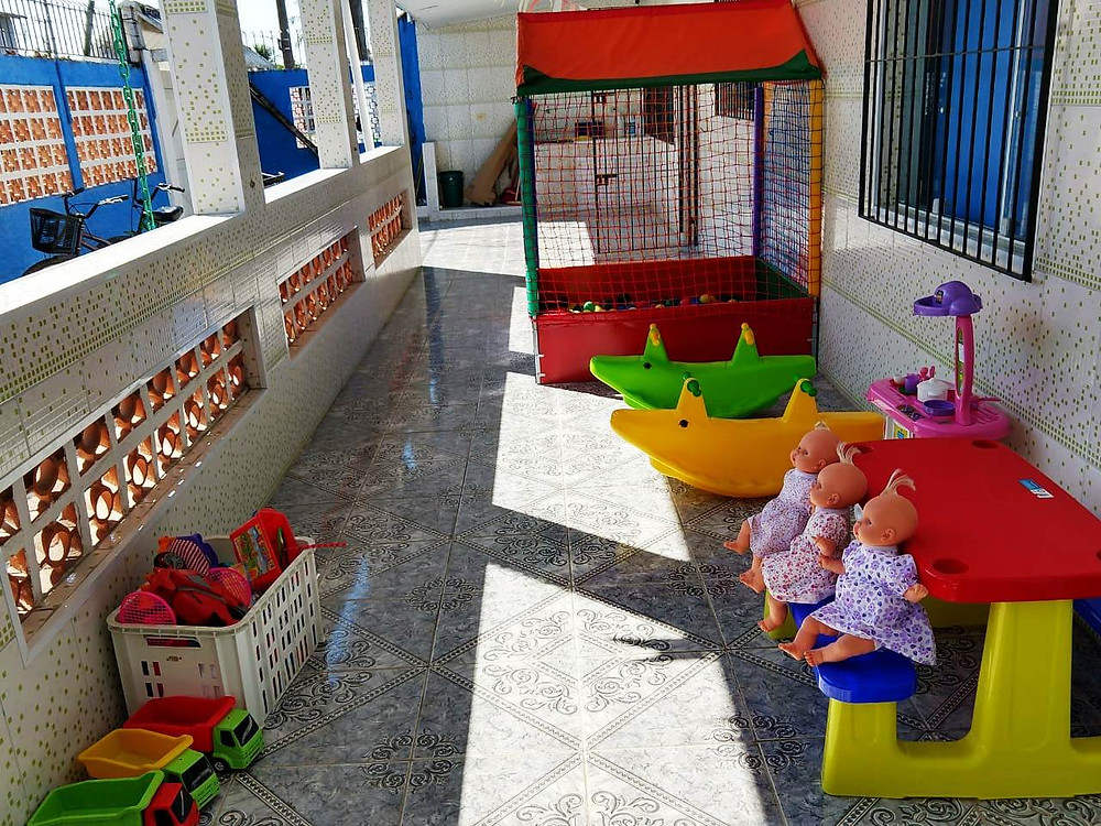 Brinquedoteca Conselho Tutelar - Foto: Divulgação/PMC