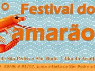 Festival do Camarão de Paraty foi transferido para os dias 30/06 a 1/07